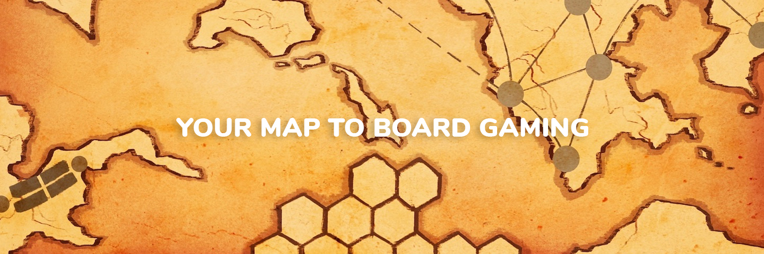 Board Game Atlas Map