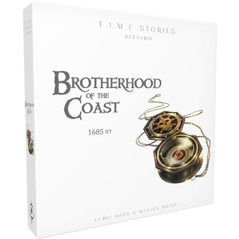 T.I.M.E. Stories: Brotherhood of the Coast 1685 NT Expansion
