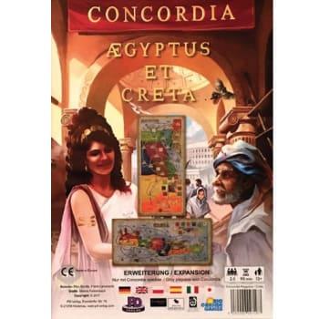 Concordia: Aegyptus & Creta Expansion