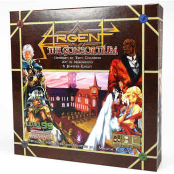 Argent: The Consortium 2nd Edition
