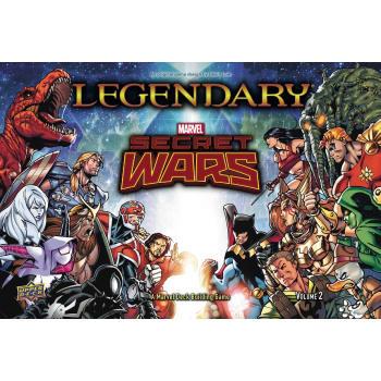 Legendary Marvel Deckbuilding Game: Secret Wars Volume 2 Expansion