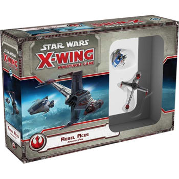Star Wars X-Wing: Rebel Aces
