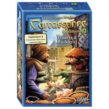 Carcassonne Expansion 2: Traders & Builders 2nd Edition