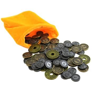 Yokohama: Metal Coins