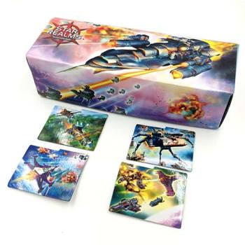 Star Realms: Cardbox +240 Sleeves +1 Promo Card