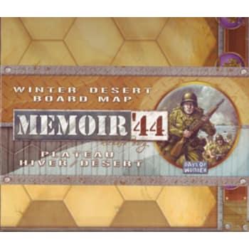 Memoir 44: Winter/Desert Map Board