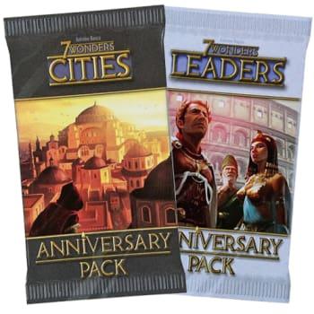 7 Wonders: Anniversary Pack Bundle