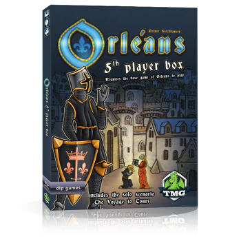 Orleans: 5th Player Box Expansion