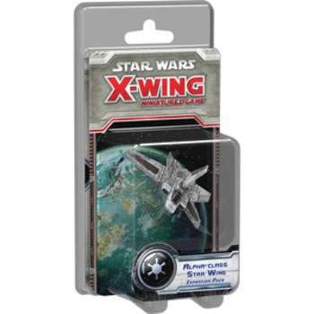 Star Wars X-Wing: Alpha-class Star Wing