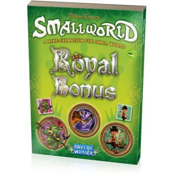 Small World: Royal Bonus Expansion