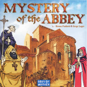 Mystery of the Abbey with Pilgrims' Chronicles Expansion