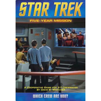 Star Trek: Five Year Mission