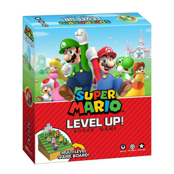 Super Mario Level Up - The Strategy Game