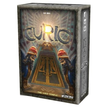 Curio: The Lost Temple Puzzle Game Overview