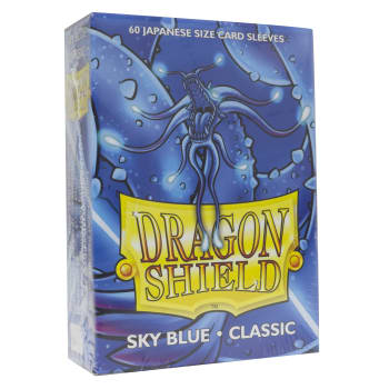 Dragon Shield Sleeves: Japanese Classic Sky Blue (60)