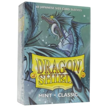 Dragon Shield Sleeves: Japanese Classic Mint (60)