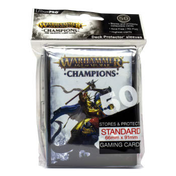 Warhammer: Age of Sigmar - Champions Order Sleeves (50ct)