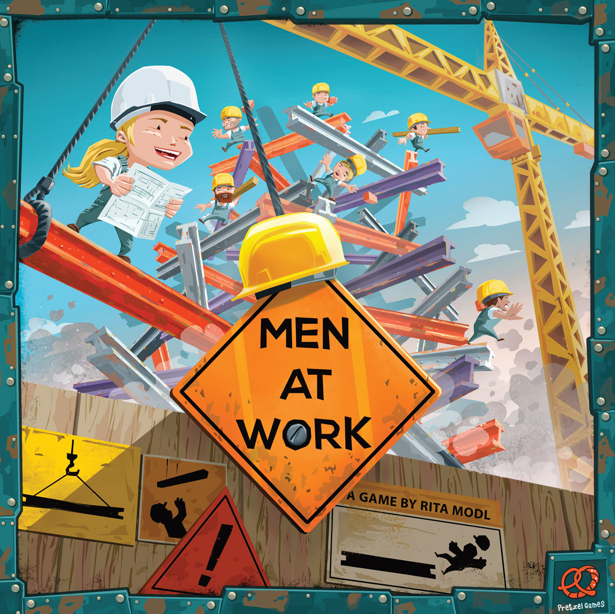 Men at Work Preview