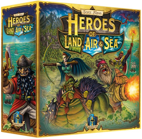 Heroes of Land, Air, & Sea