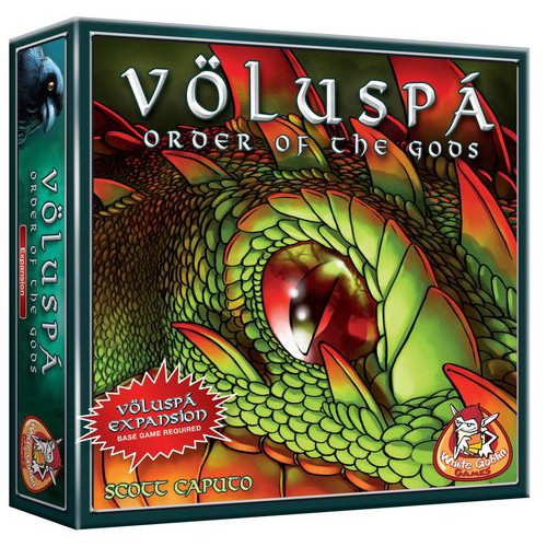 Voluspa: Order of the Gods Expansion