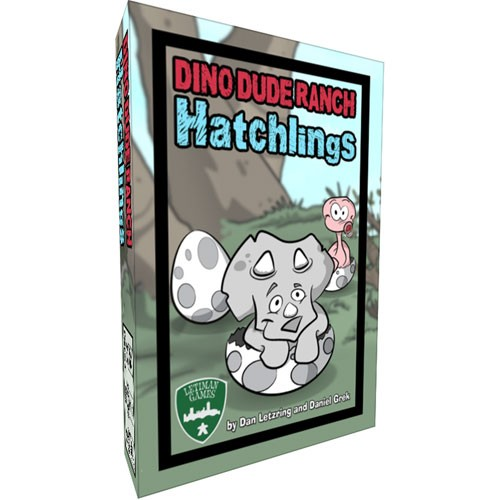 Dino Dude Ranch: Hatchlings Expansion