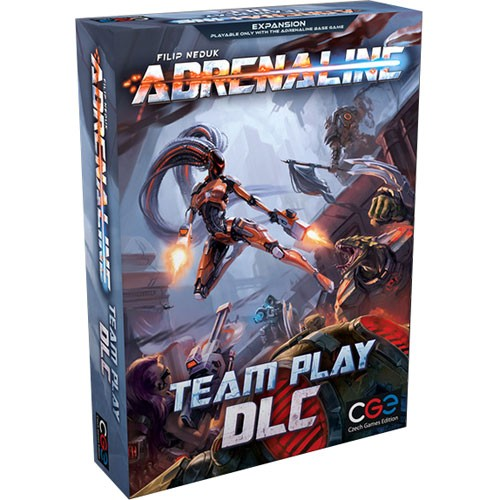 Adrenaline: Team Play DLC Expansion