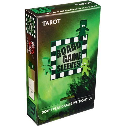 Board Game Non-Glare Sleeves: Tarot
