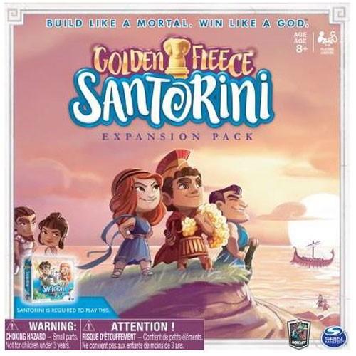 Santorini: Golden Fleece Expansion (Spinmaster Edition)