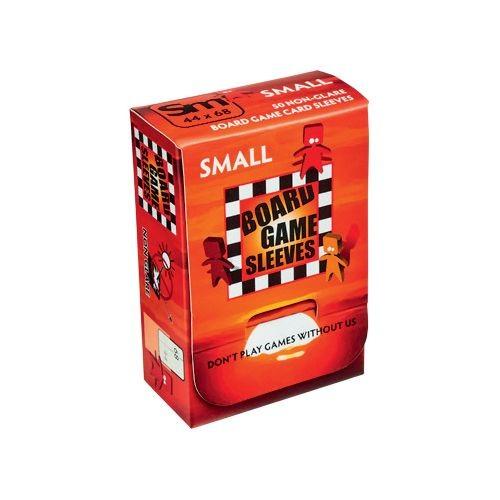 Board Game Non-Glare Sleeves: Small