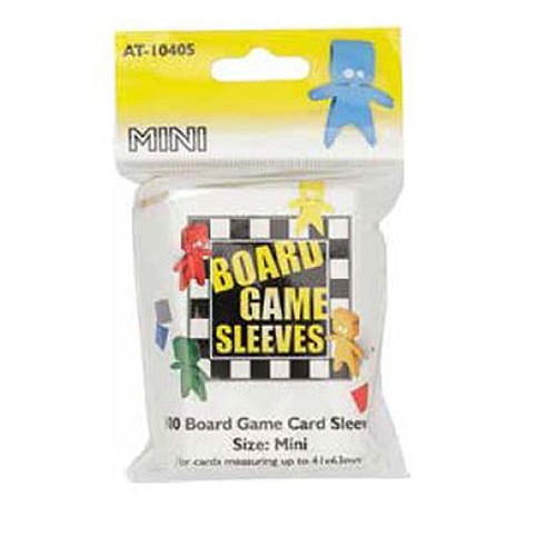 Board Game Sleeves: Mini