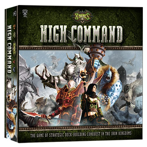 Privateer Press Hordes High Command Board Games