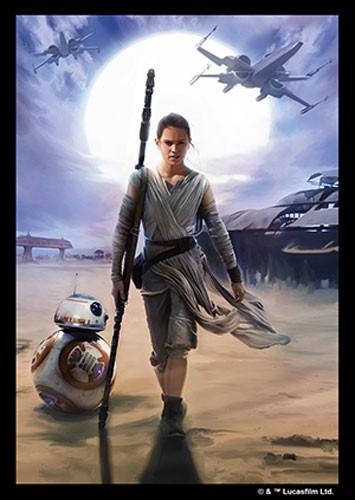 Fantasy Flight Card Sleeves: Star Wars - Rey LE (50)