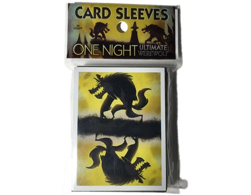 One Night Ultimate Werewolf: Card Sleeves