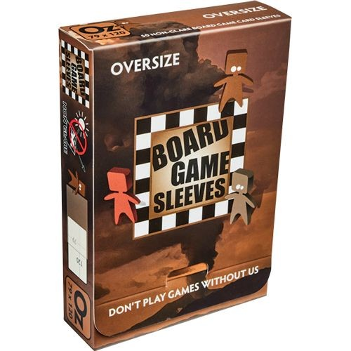 Board Game Non-Glare Sleeves: Oversize