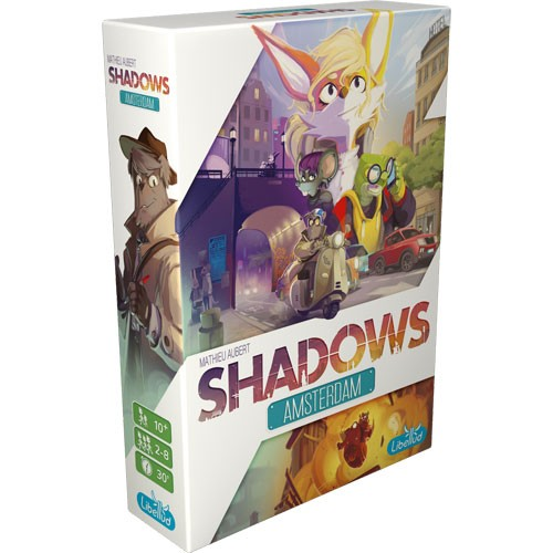 Shadows: Amsterdam Game Overview