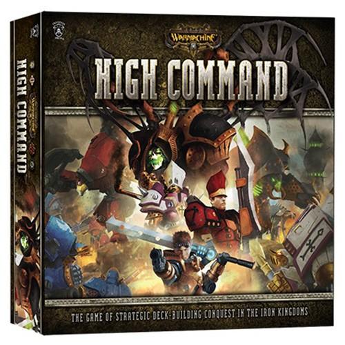 Privateer Press Warmachine High Command Board Game