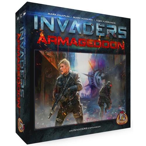 Invaders: Armageddon Expansion