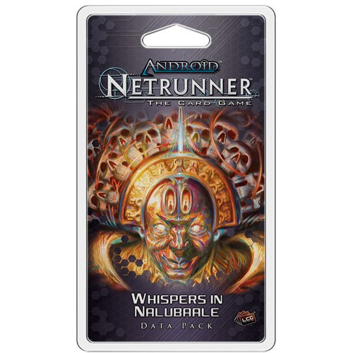 Android: Netrunner- Whispers in Nalubaale Data Pack