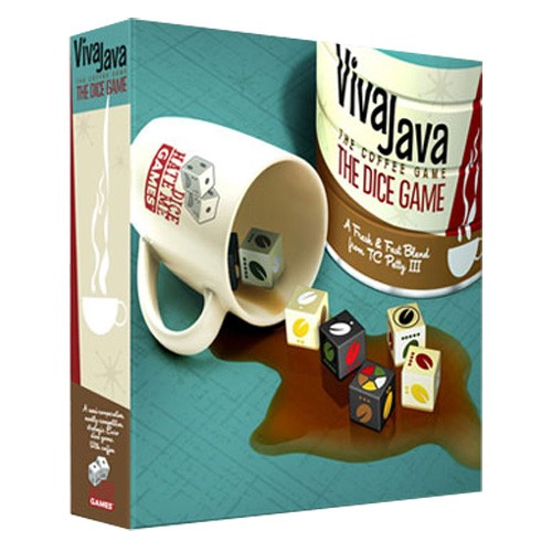 VivaJava: The Coffee Game - The Dice Game