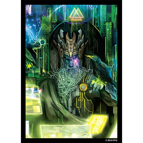 Fantasy Flight Card Sleeves: Android Netrunner - Wotan (50)