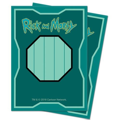 Card Sleeves: Rick & Morty V1 (65)