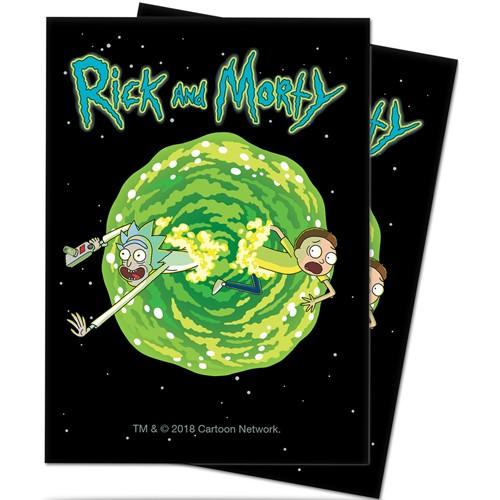 Card Sleeves: Rick & Morty V3 (65)