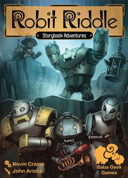 Robot Riddle