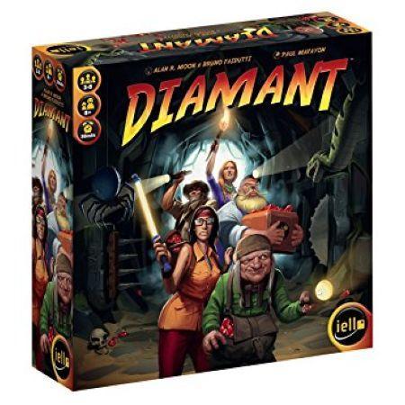Diamant/Incan Gold