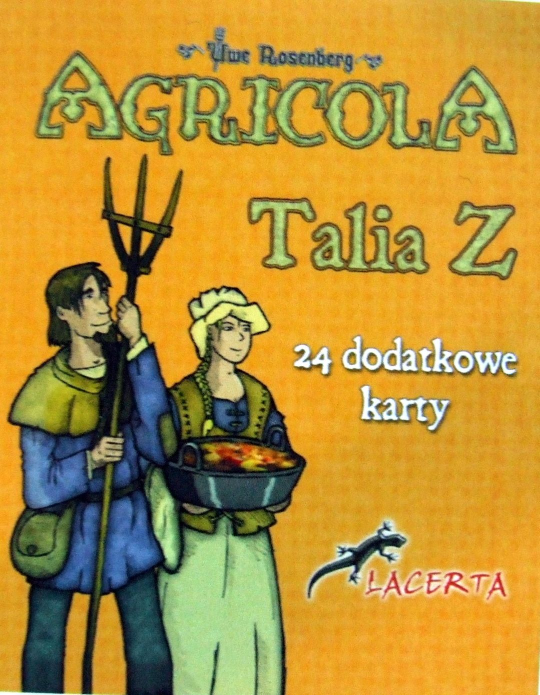 Agricola Z-Deck