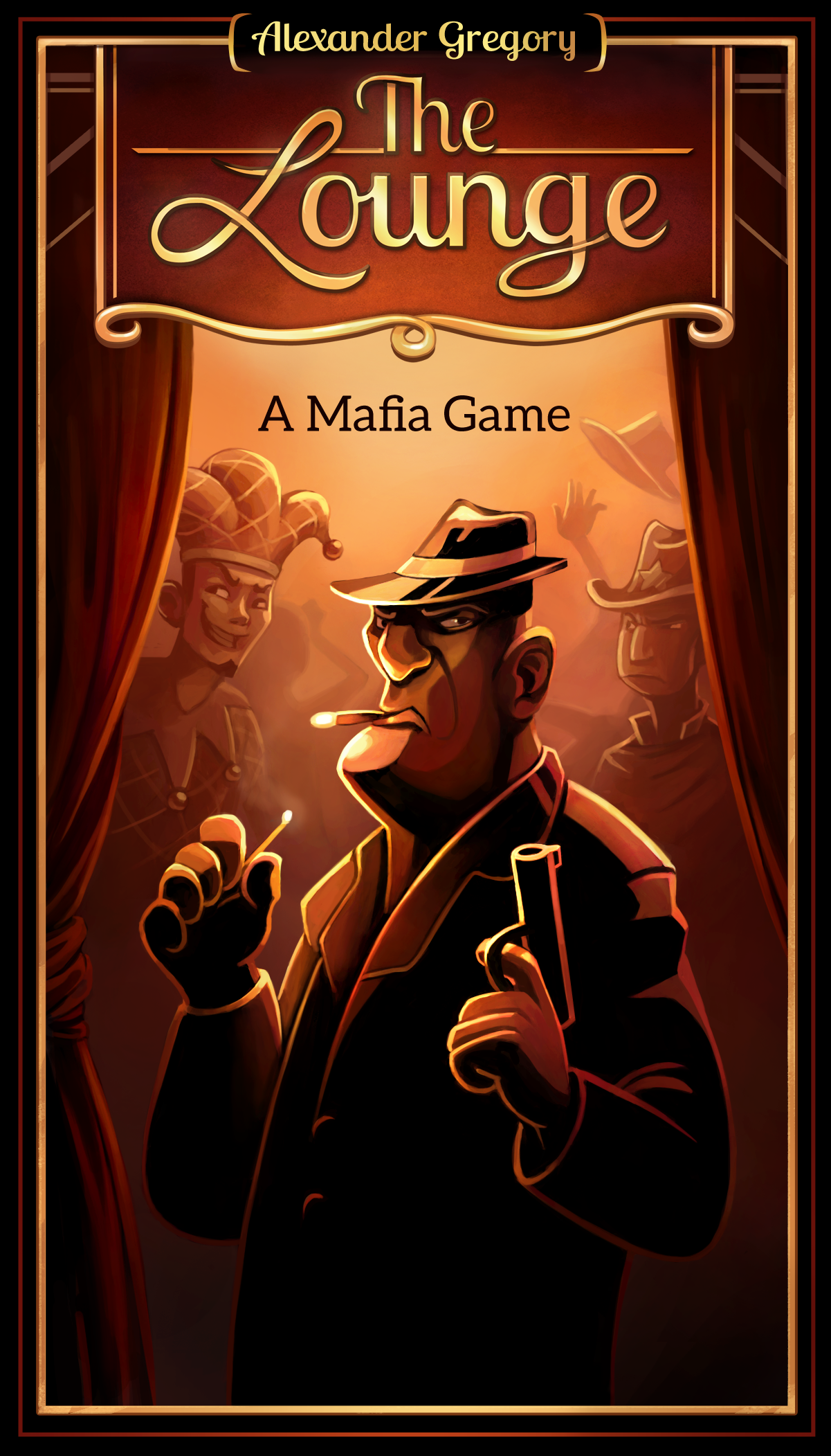 The Lounge: A Mafia Game