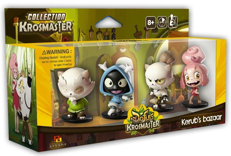 Krosmaster: Arena – Kerub's Bazaar