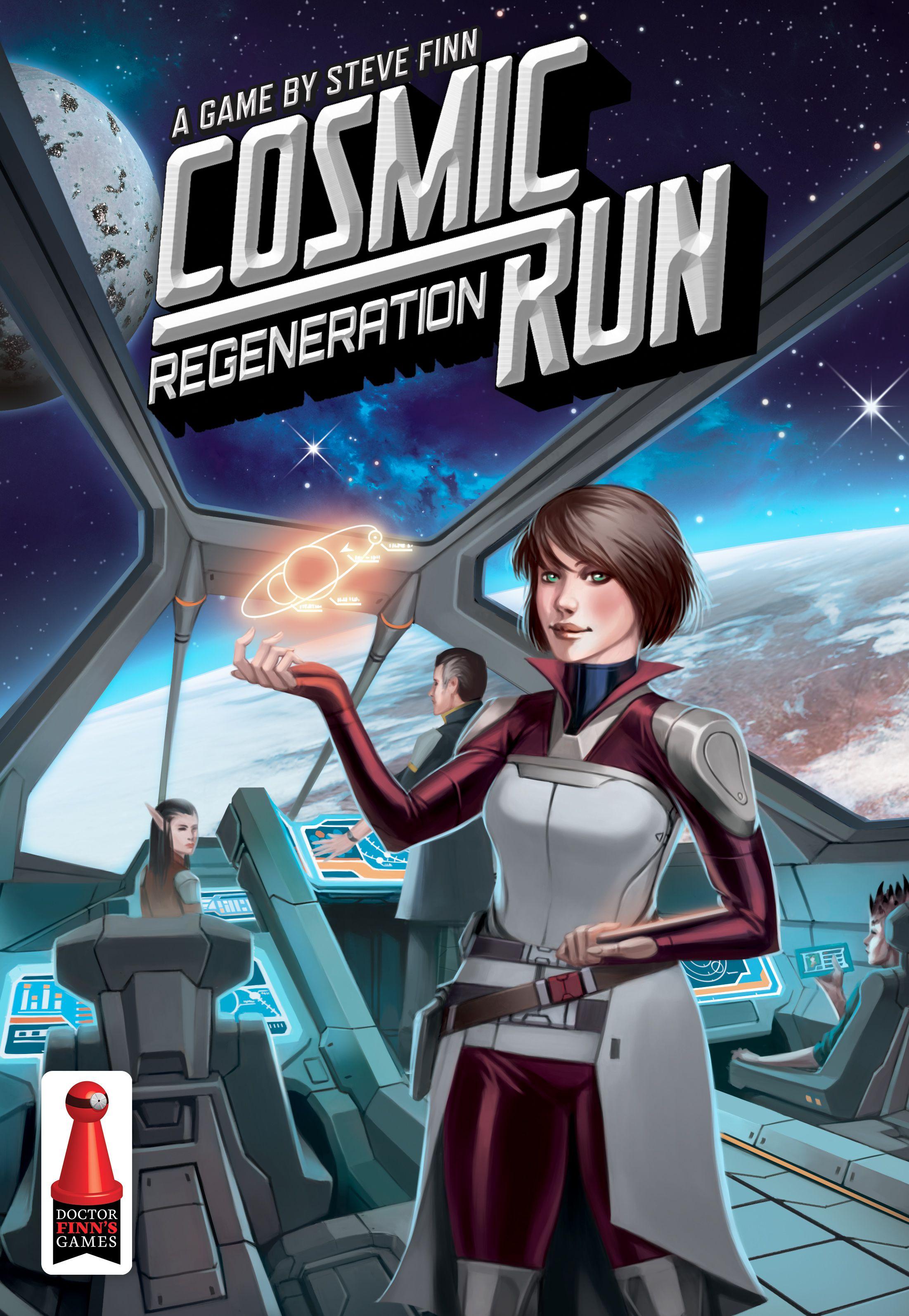 Cosmic Run: Regeneration