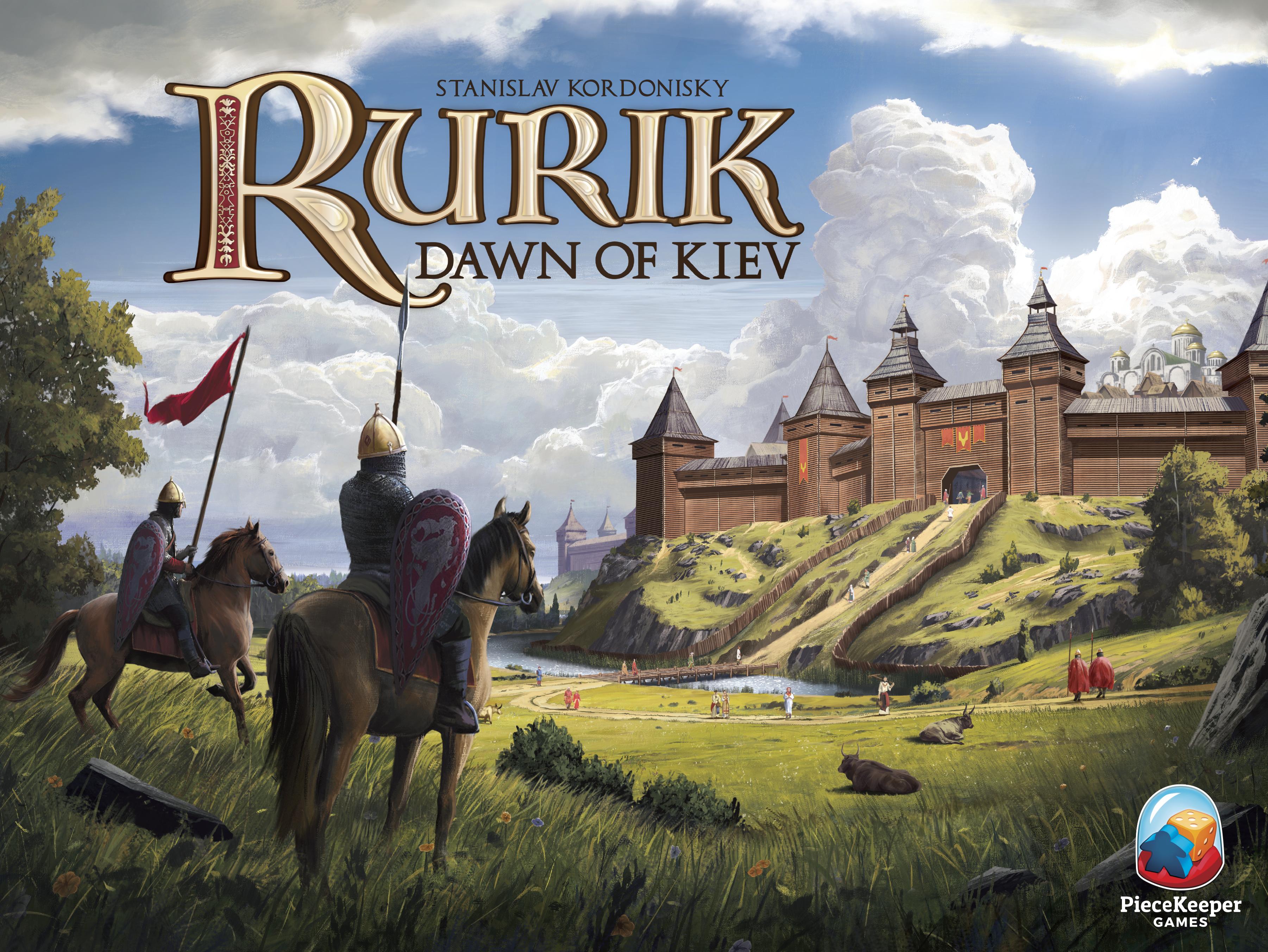 Rurik: Dawn of Kiev