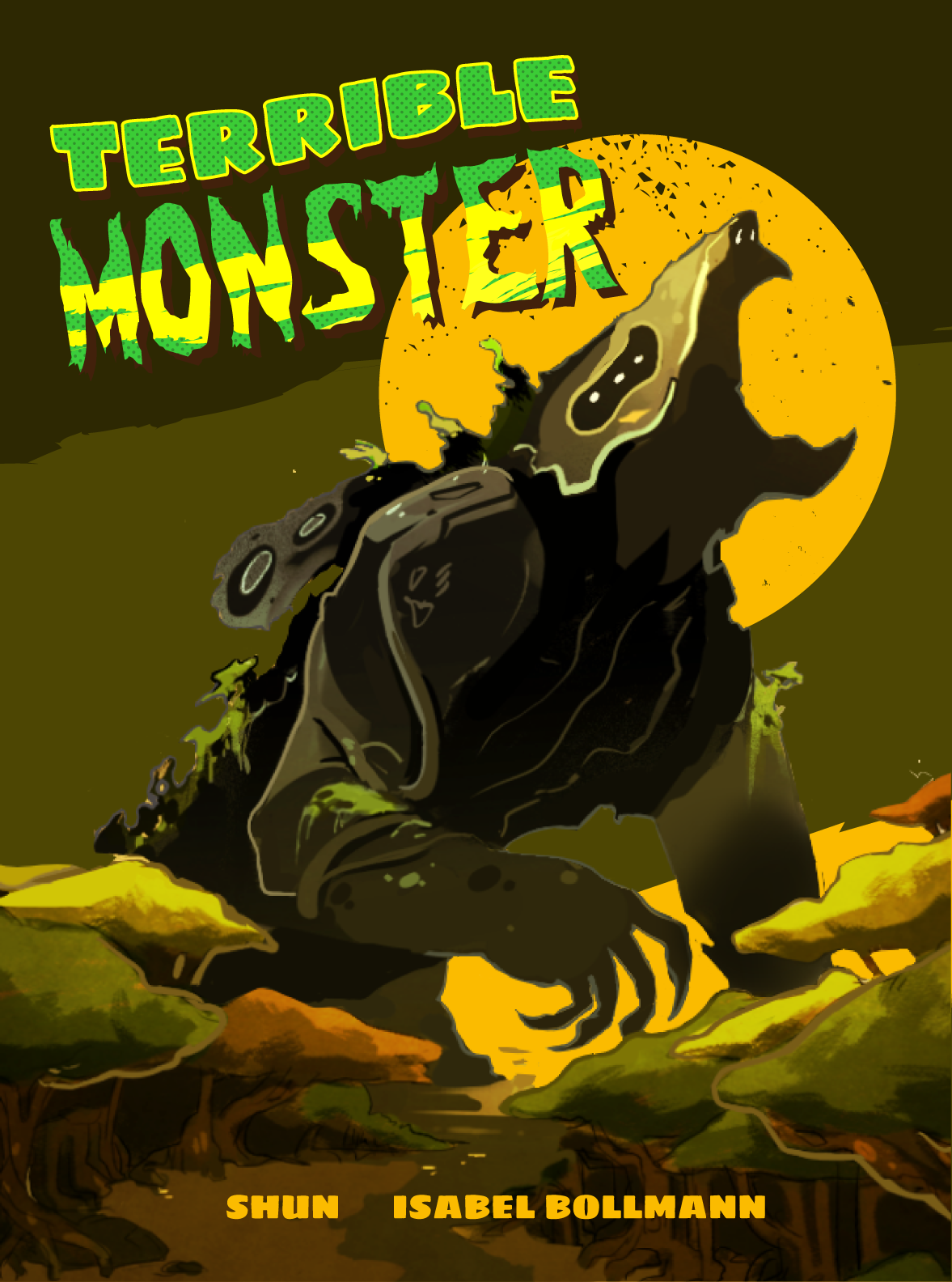 Terrible Monster Card Game Overview